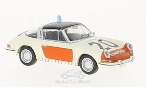Porsche 911 1/87 Brekina Targa 20 der Rijkspolitie miniature