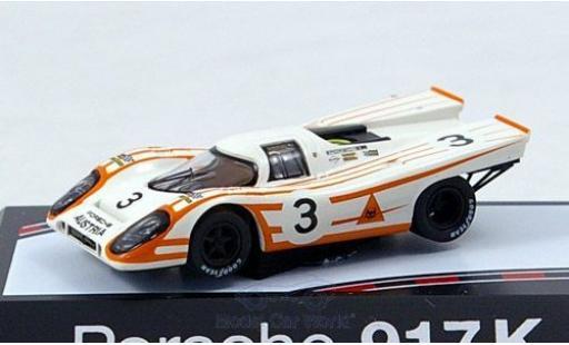 Porsche 917 1/87 Brekina K No.3 Austria miniature