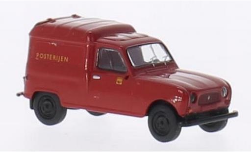 Renault 4 1/87 Brekina R Fourgonnette Posterijen (NL) miniature