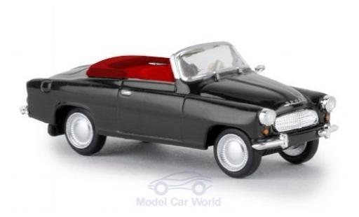 Skoda Felicia 1/87 Brekina Starline schwarz 1959 modellautos