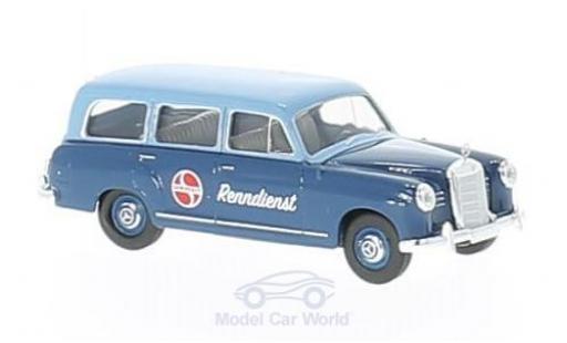 Mercedes 180 1/87 Brekina Kombi Semperit (A) miniature