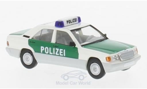 Mercedes 190 E 1/87 Brekina Starmada E Polizei Bremen miniature