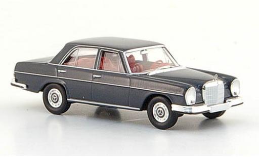 Mercedes 280 1/87 Brekina Starmada SE (W108) grise 1965 miniature