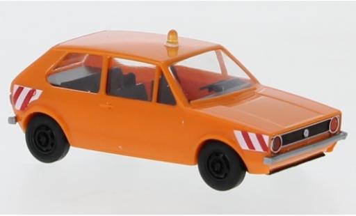 Volkswagen Golf 1/87 Brekina I Kommunal 1974 diecast model cars