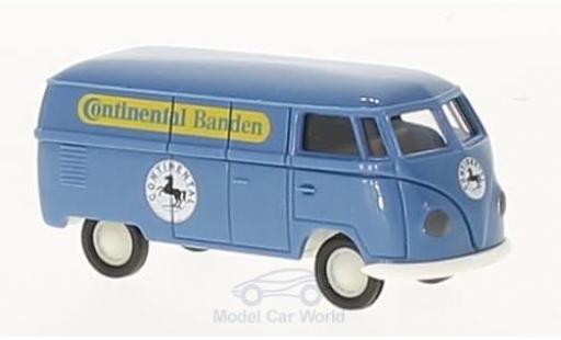Volkswagen T1 B 1/87 Brekina a Kasten Continental Banden (NL) miniatura