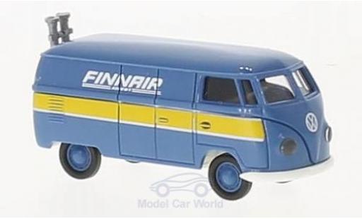 Volkswagen T1 A 1/87 Brekina a Kasten Finnair diecast model cars
