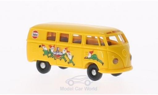 Volkswagen T1 1/87 Brekina a Kombi Sigella - Bohner Wachs miniature