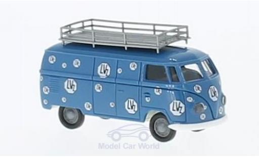 Volkswagen T1 A 1/87 Brekina a LVZ Kasten miniatura