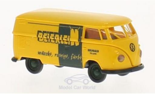 Volkswagen T1 B 1/87 Brekina b Beierlein Kasten miniature