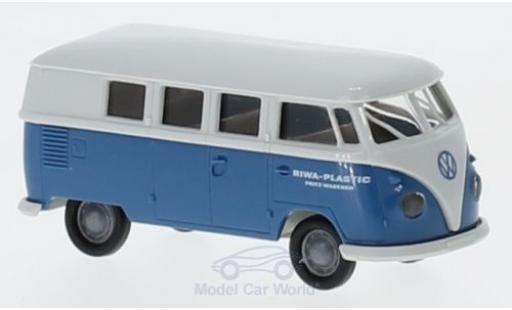 Volkswagen T1 B 1/87 Brekina b Bus Riwa-Plastic miniature