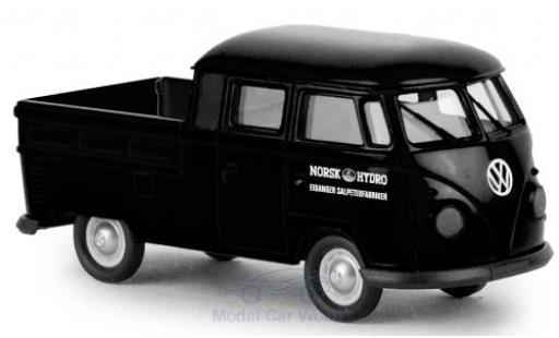 Volkswagen T1 1/87 Brekina b Doka Norsk Hydro 1960 miniature