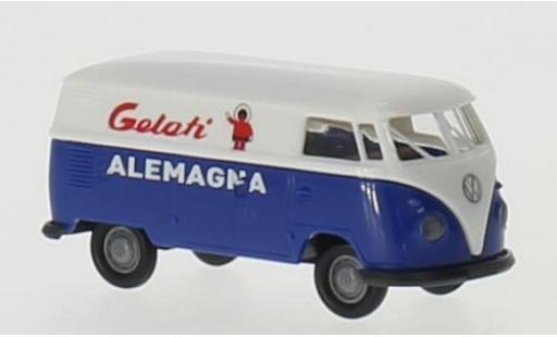 Volkswagen T1 1/87 Brekina b Kasten Gelati Alemagna diecast model cars