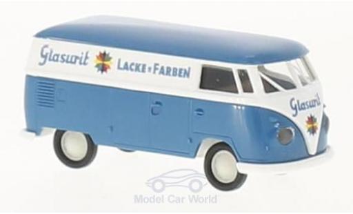 Volkswagen T1 B 1/87 Brekina b Kasten Glasurit modellautos