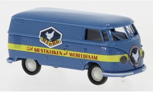 Volkswagen T1 1/87 Brekina b Kasten Hybro (NL) 1960 diecast model cars