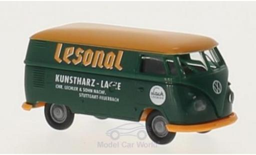 Volkswagen T1 1/87 Brekina b Kasten Lesonal miniature