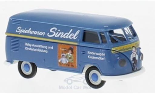 Volkswagen T1 B 1/87 Brekina b Kasten Spielwaren Sindel miniature