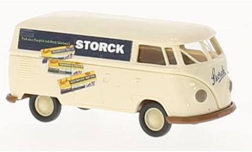 Volkswagen T1 1/87 Brekina b Kasten Storck diecast model cars