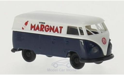 Volkswagen T1 1/87 Brekina b Kasten Vins Margnat miniature