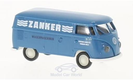 Volkswagen T1 B 1/87 Brekina b Kasten Zanker Waschmaschinen miniature
