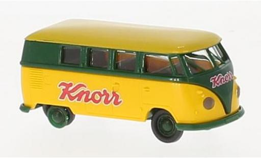Volkswagen T1 1/87 Brekina b Kombi Knorr coche miniatura