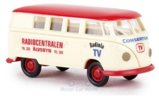 Volkswagen T1 1/87 Brekina b Kombi Radiocentralen miniature