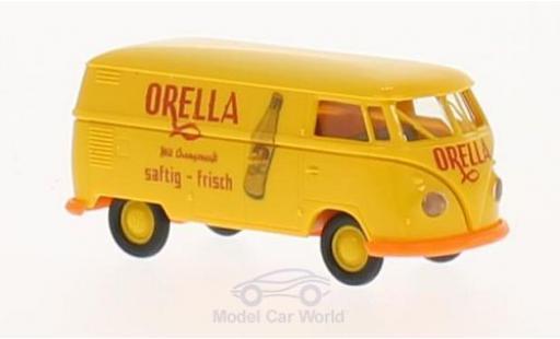Volkswagen T1 B 1/87 Brekina b Orella Kasten miniatura