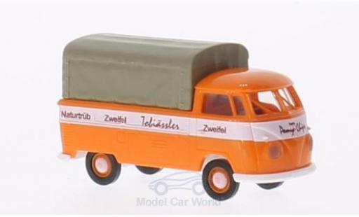 Volkswagen T1 1/87 Brekina b Pritsche Pomy Chips (CH) miniature