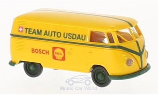 Volkswagen T1 B 1/87 Brekina b Team Auto Usdau miniature