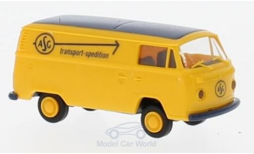 Volkswagen T2 A 1/87 Brekina Kasten SG diecast model cars
