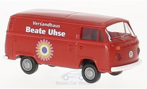 Volkswagen T2 B 1/87 Brekina Kasten eate Uhse miniature