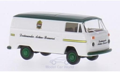 Volkswagen T2 1/87 Brekina Kasten Dortmunder Actien Brauerei miniature