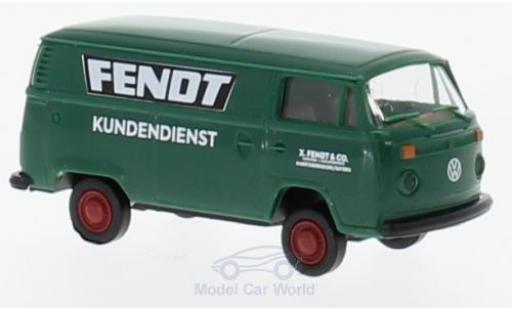 Volkswagen T2 A 1/87 Brekina Kasten Fendt Kundendienst miniature