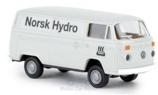 Volkswagen T2 1/87 Brekina Kasten Norsk Hydro 1960 diecast