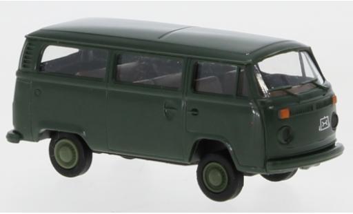 Volkswagen T2 1/87 Brekina Kombi Bundeswehr 1973 miniature