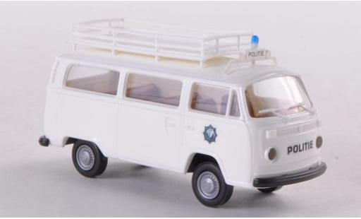 Volkswagen T2 1/87 Brekina Kombi Politie (NL) coche miniatura
