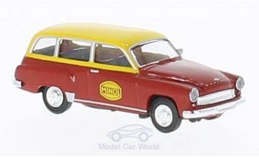 Wartburg 311 1/87 Brekina Kombi Minol miniature