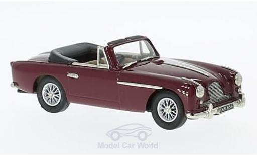 Aston Martin DB2 1/43 Brooklin DB 2-4 MKII Convertible rouge RHD 1956 miniature