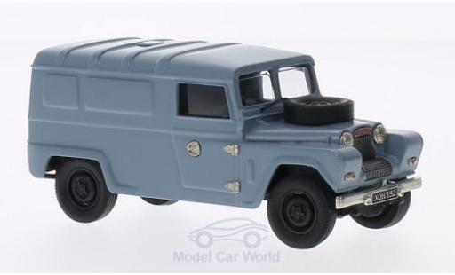 Austin Gipsy 1/43 Brooklin L.W.B. grise 1960 miniature