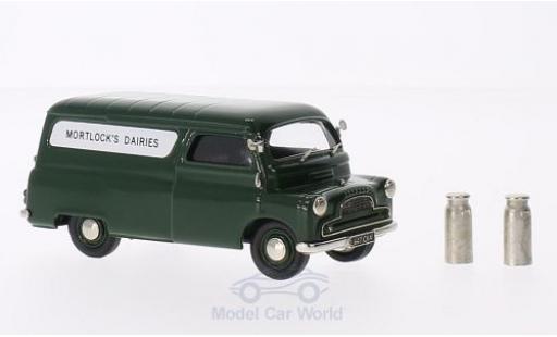 Bedford CA 1/43 Brooklin Van Dairies Livery verte 1965 miniature