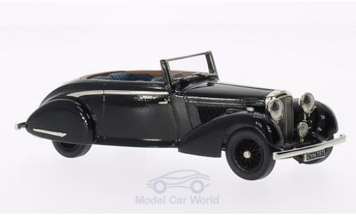 Bentley 4.5 1/43 Brooklin 4 1/4 Litre CHD H.J.Mulliner noire 1936 miniature