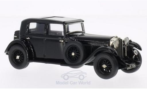 Bentley 8 1/43 Brooklin Litre H.J.Mulliner noire 1930 miniature