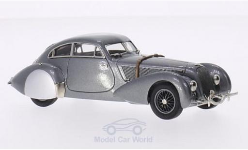 Bentley Embiricos 1/43 Brooklin metallic-grise/grise RHD 1939 Original Car miniature