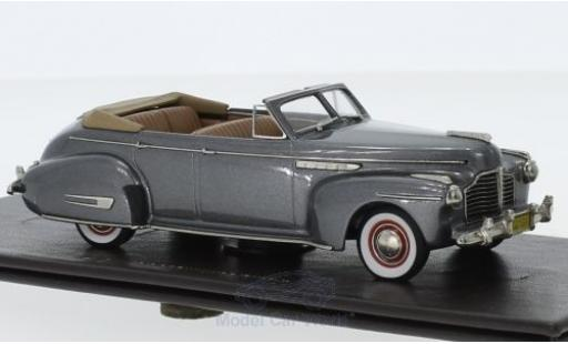 Buick Roadmaster 1/43 Brooklin Phaeton - Model 71c metallise grise 1941 miniature