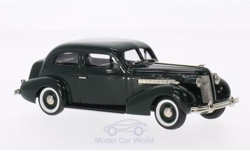 Buick Special 1/43 Brooklin 2-door Touring Sedan M-48 verte 1937 miniature