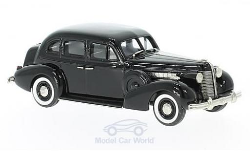 Buick Special 1/43 Brooklin 4-door Touring Sedan noire 1938 miniature