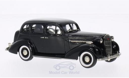 Buick Special 1/43 Brooklin 4-door Trunk Sedan M-41 noire 1936 miniature