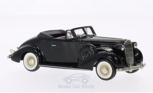 Buick Special 1/43 Brooklin Convertible Coupe M46-C noire 1936 miniature