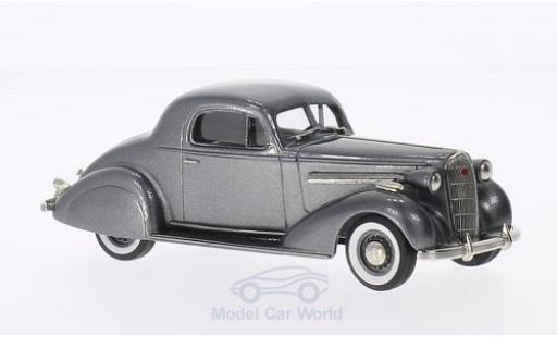 Buick Special 1/43 Brooklin Sport Coupe M-46S mettalic grau 1936 modellautos