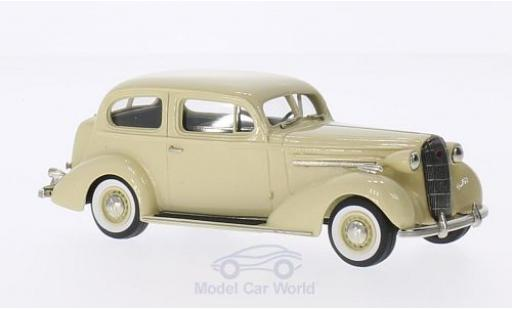 Buick Special 1/43 Brooklin Victoria Coupe M-48 beige 1936 modellautos