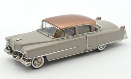 Cadillac Fleetwood 1/43 Brooklin Sixty Special grise/metallise kupfer 1954 miniature
